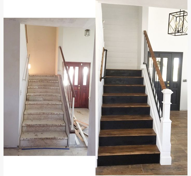 Top 70 Best Painted Stairs Ideas: Best 25+ Staircase Makeover Ideas On Pinterest