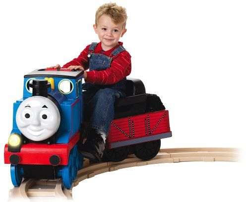 Thomas & Friends - Battery Operated Track Rider Train Learning Curve http://www.amazon.com/dp/B0007R72AW/ref=cm_sw_r_pi_dp_AbhQub0D6HH14