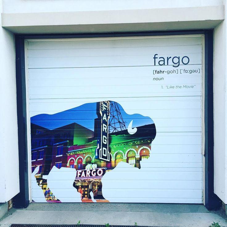 Custom vinyl wrap on our garage door osc custom projects - Garage door vinyl wrap ...