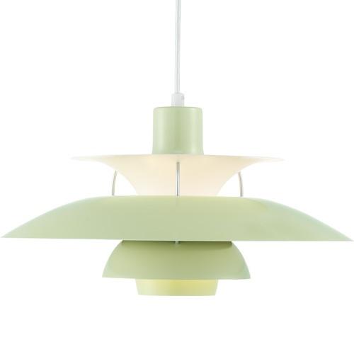 Louis Poulsen - PH lamp in mint green