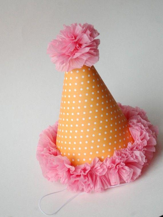 custom party hatsROBOTS by bayoumoon on Etsy, $2.00