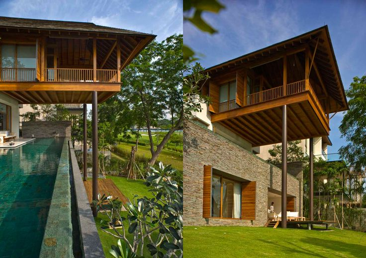 Lakeshore Sentosa House in Singapore by BEDMaR & SHi Design Consultants
