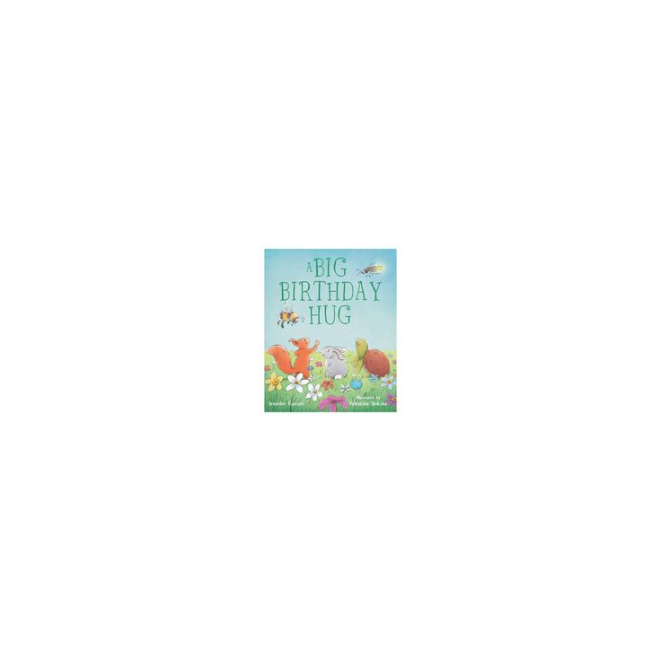 Big Birthday Hug (Hardcover) (Jennifer Kurani)