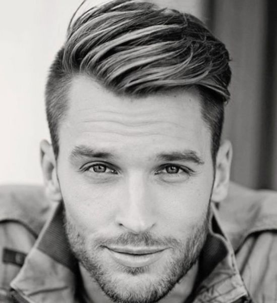 male hairstyles ideas