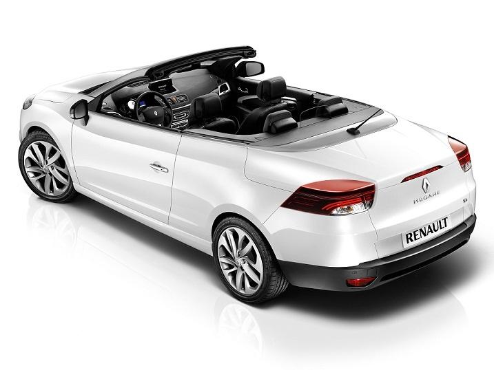 Renault Megane Coupe-Cabriolet. Dit wordt de volgende.