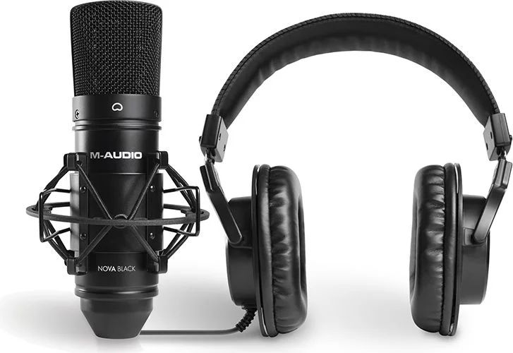 Maudio air 192 4 vocal studio pro recording pack with mic