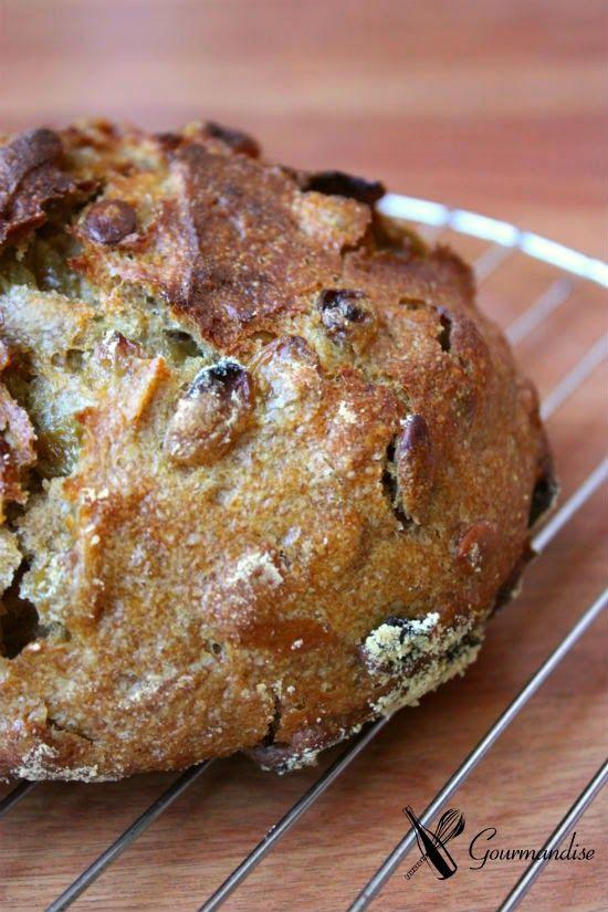 Kombucha sourdough Bread                                                                                                                                                                                 Mais