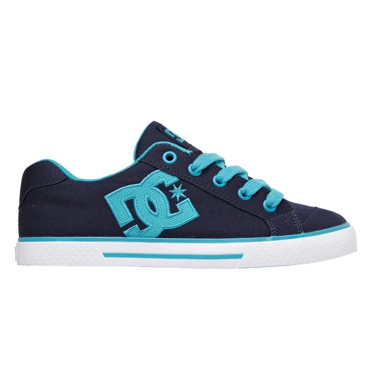 DC Shoes Chelsea TX Womens Casual Skater Shoes #DCShoes #SkateboardShoes # Sneakers