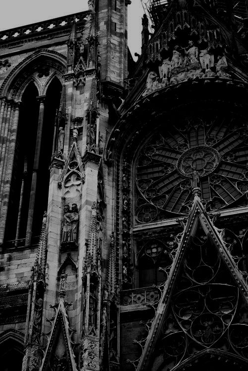Gothic Architecture And Cathedral Image