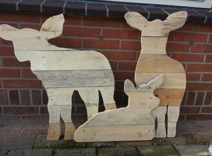 lammetjes maken - van pallethout