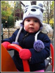 Jak ubierać niemowlę na spacer?