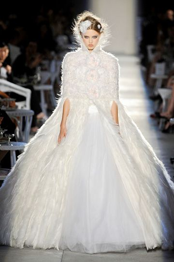 My #favorite from the couture shows - Chanel Fall 2012 Couture