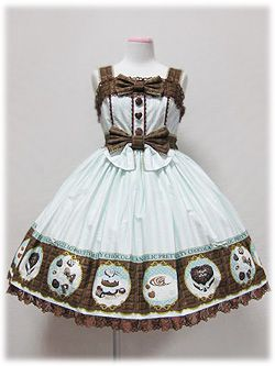 Melty Chocolate by Angelic Pretty