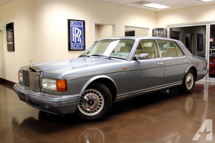 1999-Rolls-Royce-Silver Spur