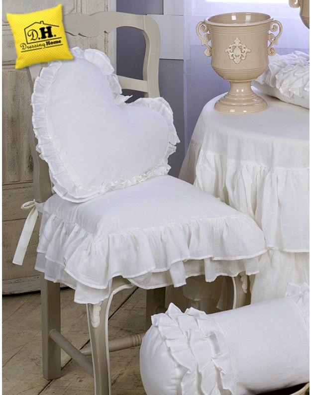 Beautiful modelli di cuscini per sedie da cucina ideas home interior ideas - Cuscini per sedie da cucina ...