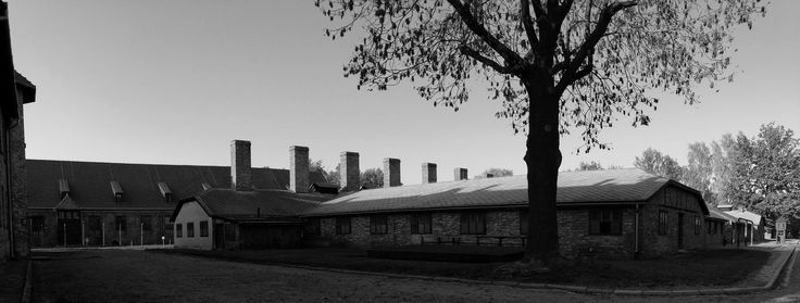 Auschwitz I. The building of the camp kitchen   by JudithMartín352