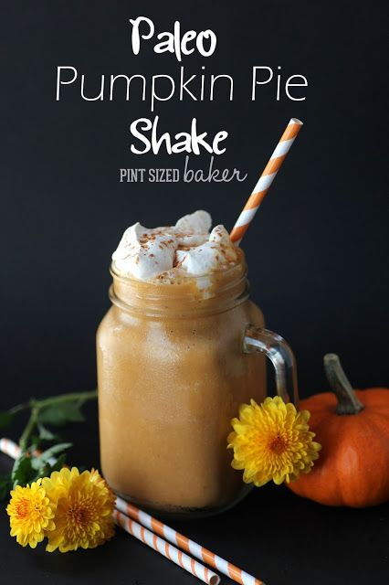 No processed Sugar Pumpkin Smoothie. Perfect if you're watching your carbs.