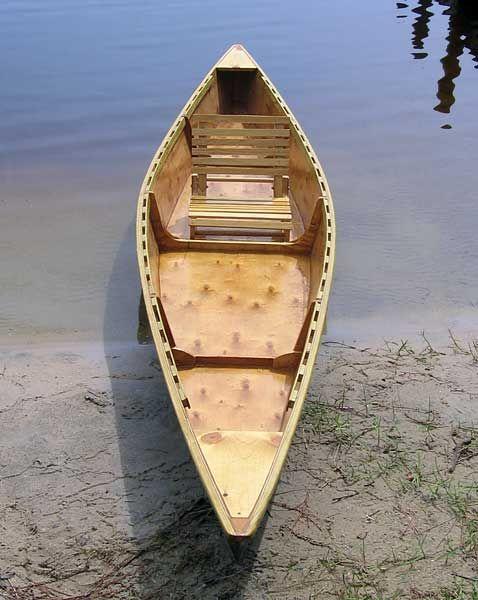 Cajun Pirogue Boat Kit Photos