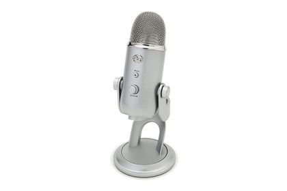 The Best USB Microphone | The Yeti by Blue USB microphone makes the widest range of voices in different situations sound their best, while providing more useful features and a simpler setup than far more expensive microphones.