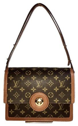 19ae462b9cd2 Louis Vuitton Raspail Monogram Shoulder Cross Body Bag - Tradesy