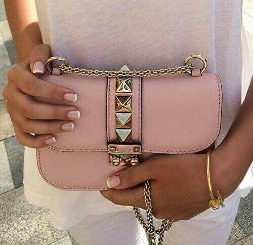 Pink cute bag