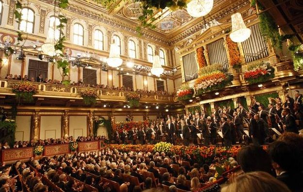 The New Year's Concert Vienna Tickets. 1st January 2016 11:15 am. Also are available: The Preview Performance 30th December 2015 at 11:00 and The New Year's Eve Concert 31st December 2015 at 19:30. More info on: http://providingtickets.com/new-years-concert-vienna-tickets/