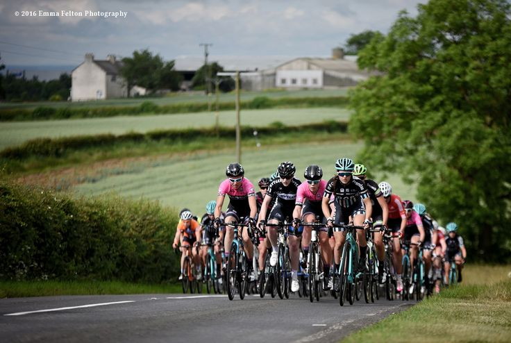 https://flic.kr/p/HD9zBr   Women's National Road Race Championships   Stockton on Tees - June 2016