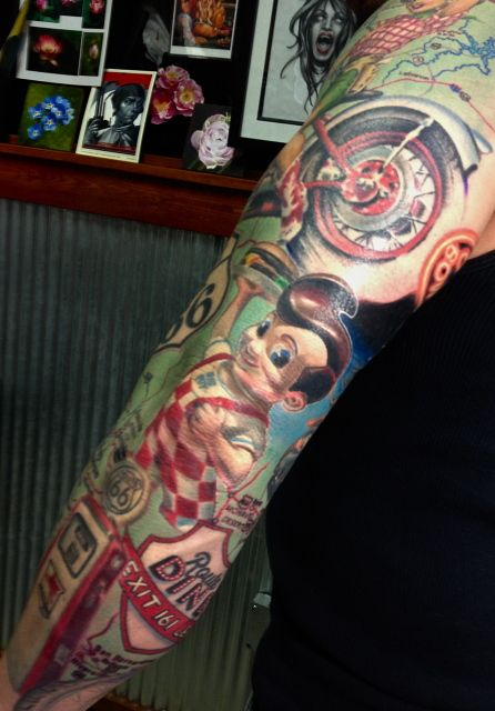 17 best ideas about detroit tattoo on pinterest tiger for Tattoos in detroit