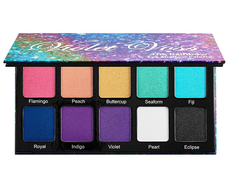 Violet Voss The Rainbow Eyeshadow Palette for Spring 2018