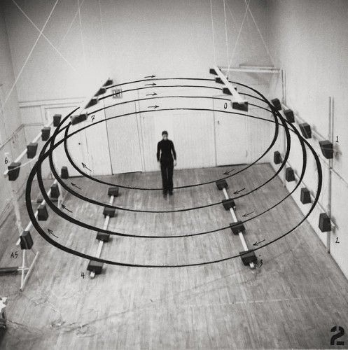 Bernhard Leitner: Sound Spaces | ArchDaily