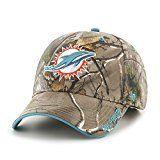 Miami Dolphins Camo Hats