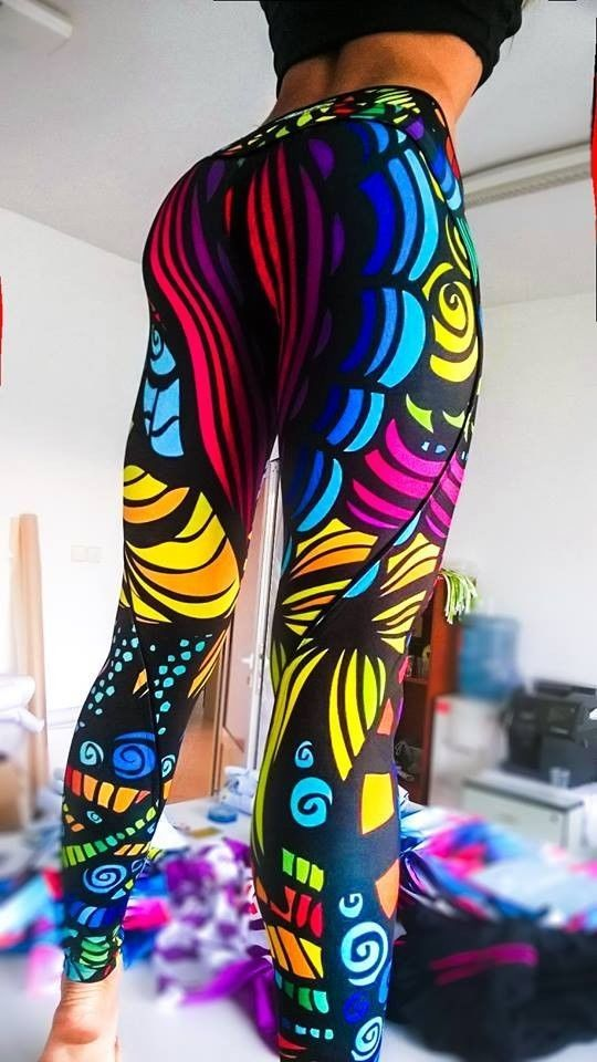 4 days left until auction ends! Don't miss to win this cool leggings BLOND DESTROYER WOMEN S SPORT PANTS/LEGGINGS/FITNESS TIGHTS SIZE XS.