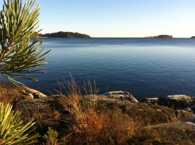 Lake Vanern, Sweden