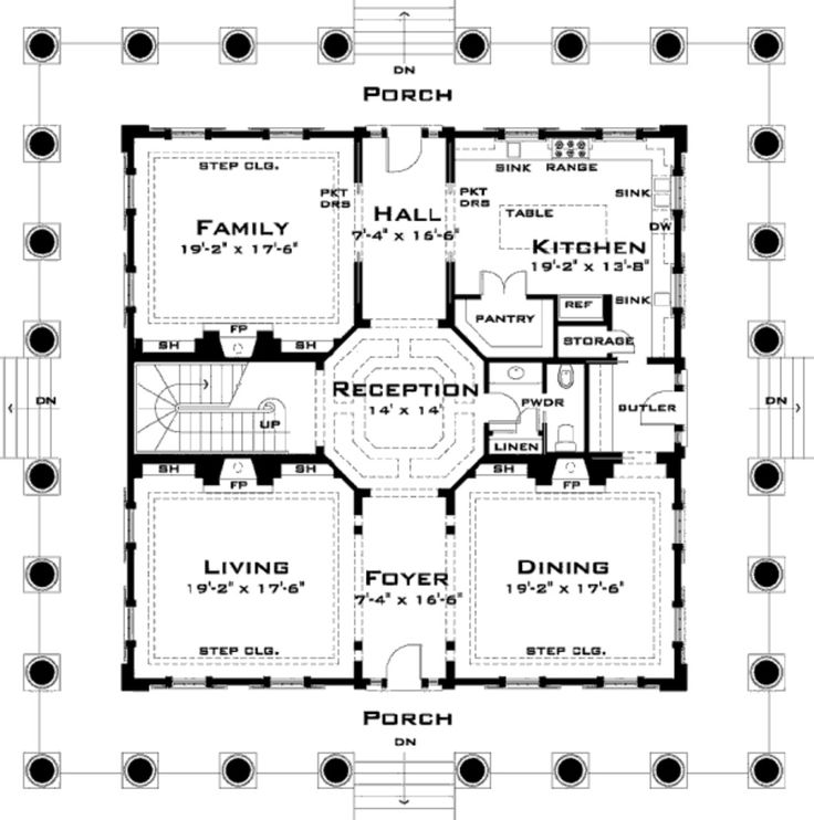 ideas about plantation style houses on pinterest plantation style homes southern plantation style and house plans: american colonial homes brandon inge