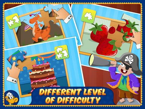 Jigsaw Bundle for Kids Free : Fun learning Puzzle game for Toddlers by Sachin Sachdeva