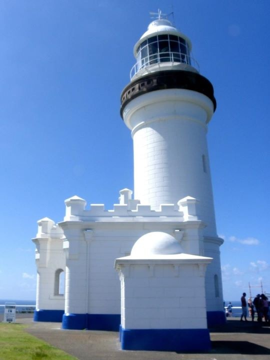 Byron Bay Lighthouse photographed by Chris Wenman