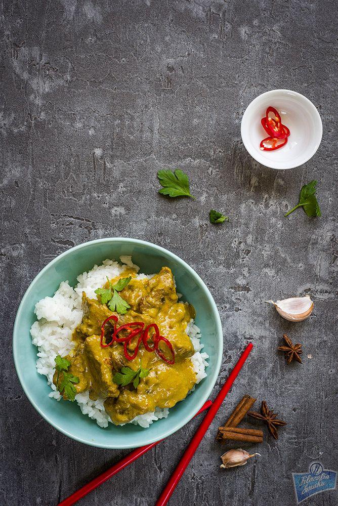 Rendang z wołowiny/Beef rendang