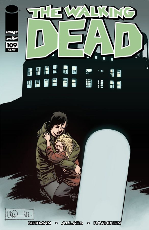 Comic Book Review: The Walking Dead #109