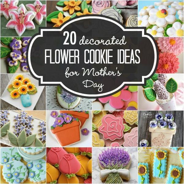 Twenty-beautiful-decorated-flower-cookie-tutorials-for-Mothers-Day.jpg (600×600)