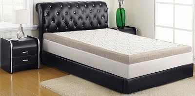 """""""Features & Benefits"""" ALLRANGE Ultimate Cooling Quilted 4-Inch Gel Memory Foam Mattress Topper, Quilted Cooling Fiber Cover, Hypoallergenic, Chenille Fabric on Sides, Rolled Package, King Size"""