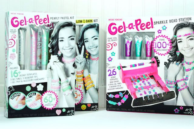 Gel-a-Peel Sparkle Bead Station Review