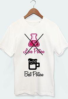 t-shirt Potion Tunetoo