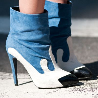 Day 7: Fashion Street Styles, Fashion Week, D Agostino Style