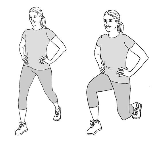 These three moves are the best butt exercises to do when you don't have a lot of time!