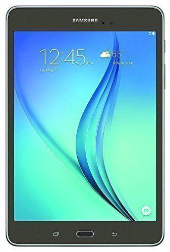 Samsung Galaxy Tab A SM-T550 9.7-Inch Tablet (16 GB, SMOKY-Titanium)