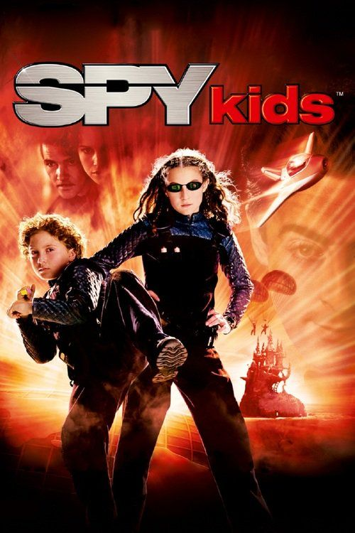 Watch Spy Kids 2001 Full Movie Online Free