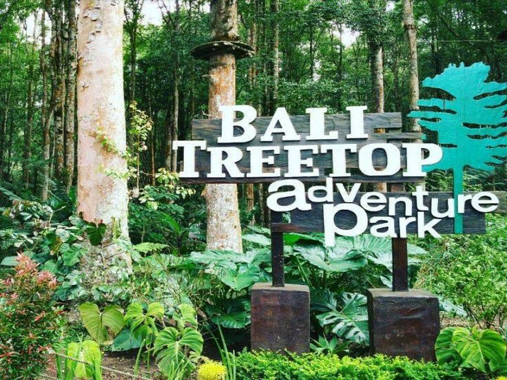 This adventure park offering a fun game experience with high standard safety. Located inside of the botanical garden in the middle of Bali island, can be reach from Kuta area in 1.5 hours drive.Advent - - YukmariGO.com