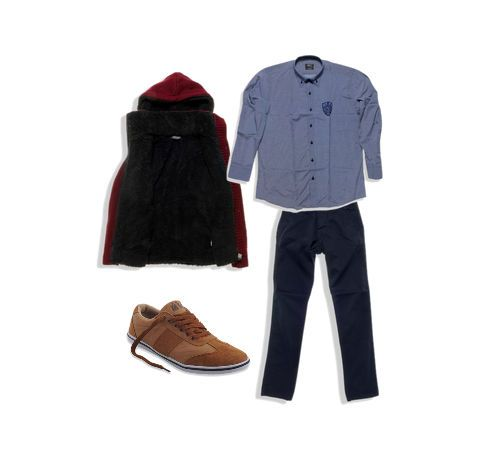 knitted cardigan & chinos trousers http://goo.gl/7x3L1p http://goo.gl/vNrM25 http://goo.gl/aKQppL