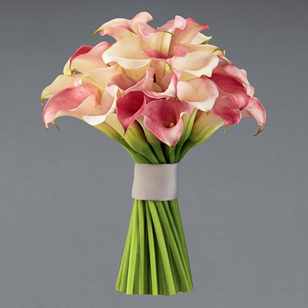 Have a look at Vera Wang's beautiful new wedding day flower collection!