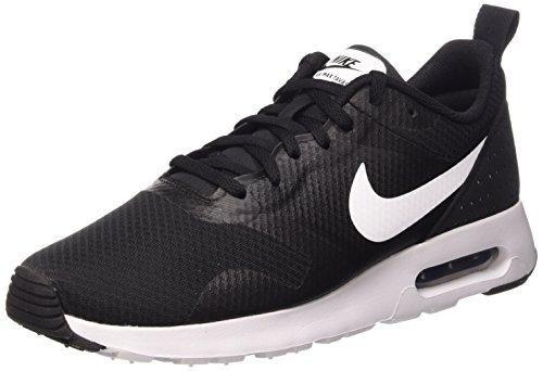 Oferta: 114€. Comprar Ofertas de Nike Air Max Tavas Zapatillas de running, Hombre, Negro / Blanco, 46 barato. ¡Mira las ofertas!